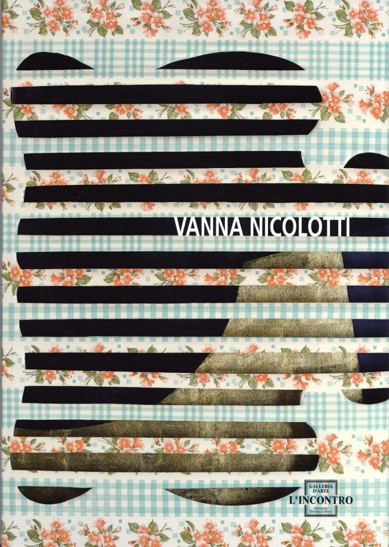 L'incognita ineludibile nell'arte di Vanna Nicolotti